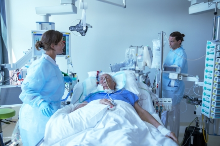 IC, IC volwassenen, Intensive Care